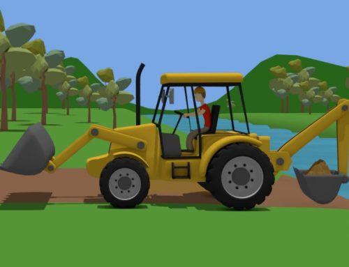 #Excavator & Truck, Dump Truck and Backhoe loader | Street Vehicles | Maszyny Budowlane Koparki