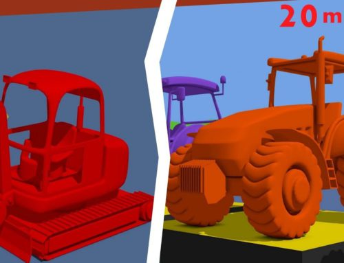 Learn Colors for Children to Learn with Farm Vehicles – and other Colorful Vehicles | Kolorowe Bajki