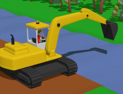 Street Vehicles – #Excavator #Bulldozer #Truck and other construction equipment for Kids and Babies