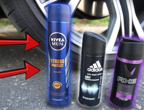 AXE and ADIDAS VS Car – Crushing Crunchy & Soft Things by Car! | New Video