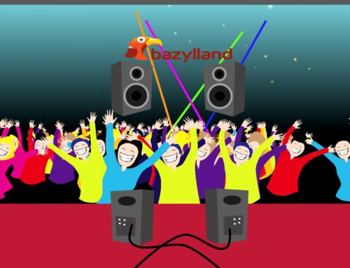 Disco Party – Bazylland relations ❤