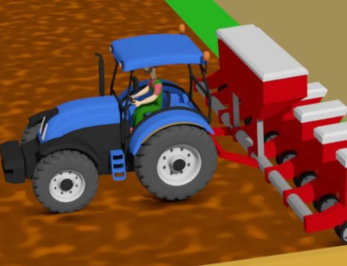 .Machines and Vehicles: Tractor and Combine Harvester for Kids | See colorful Vehicles at Work