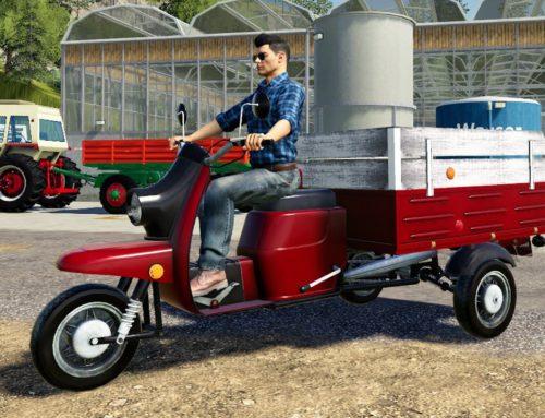 Tractor & Tuk Tuk on the Farm – Tractor John Deere and buying pigs | Feeding farm animals LS19