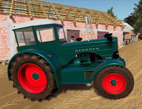 Old farm and old Green Tractors 🚜 Awesome Tractor Sound  – Animal Breeder Simulation | LS19