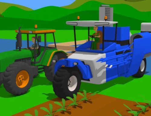 Cartoons Animations for Kids – Tractor compilation and Farm Work | Tractors for the little ones