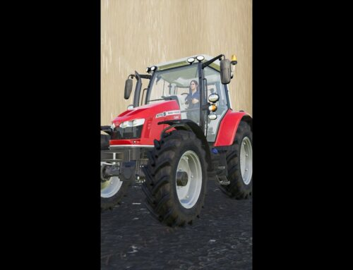 0 200kmh Tractor, Harvester and Loader – Jump into the Great Hole