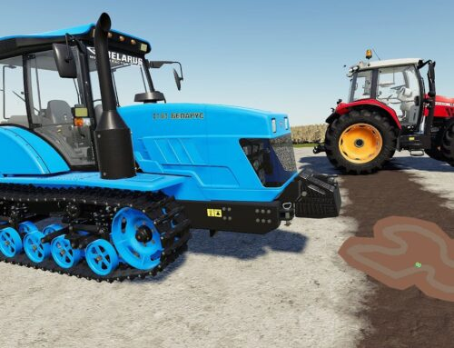 Fast Tractors and Racetrack in the Field – Isn't that a Bad Dream? | 200 kmh is possible tractor ?