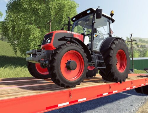 Crazy Farmer – Exchange of two Tractors for one New one | New Tractor and New farmer's Car | Traktor