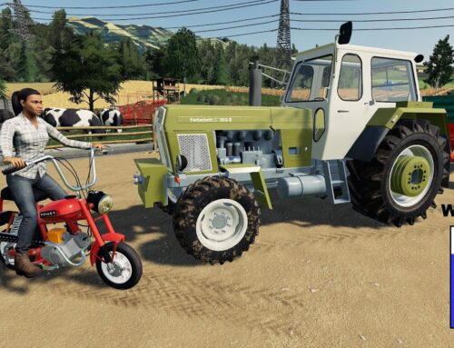Matorynka – Tractor Show & Old Combine Harvesters and Other Agricultural Vehicles | Tractor Show